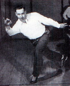 Rudy Cheps in 1952.