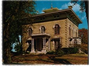 undated tallman house, janesville, wi