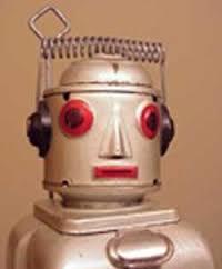 "Detail of ""park robot""."