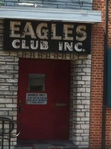 The Eagles Club, Inc. of the South Lankville Savannah Area is having an open house next Friday.  Halved eggs and cake will be served. 8PM