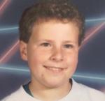 Danny Madison, age 12.