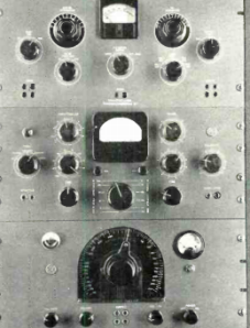 The completed transmission set.