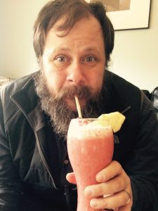 The guy that kicked the smoothie's ass.