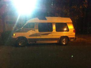 Royer's new van that everyone talking.