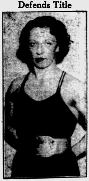 Tandy McLemore, Champion.