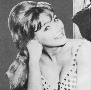 LE NORA ST. JAMES, Jungle Movie Actress