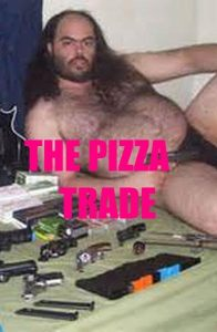 The cover of Scott's exciting new book 'The Pizza Trade'