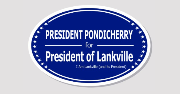 Pondicherry Sticker