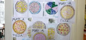 ​Our 'Make A Pizza Exercise'