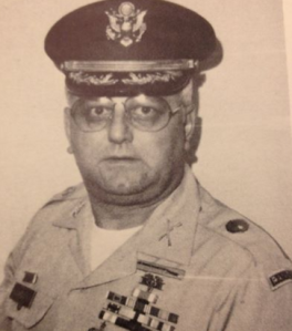 Colonel Gus Heinz